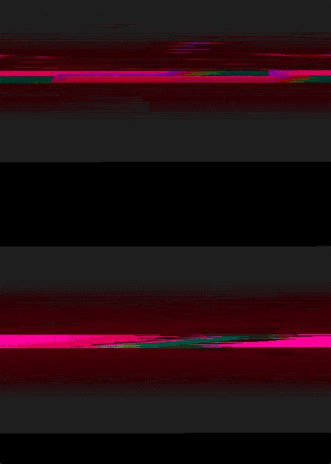 screen  black  glitches   snow ghost