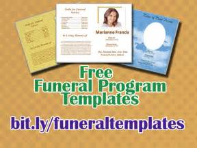 Free funeral program template for microsoft word easy to customize