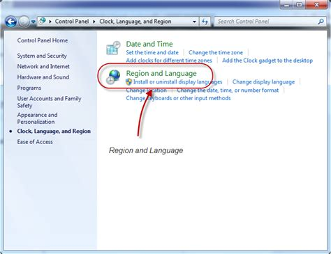 region and language education blog regional setting pada windows 7 serta cara