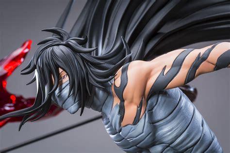 Kaos Ichigo Mask And Swords toyzmag 187 tsume hqs ichigo getsuga tenshou