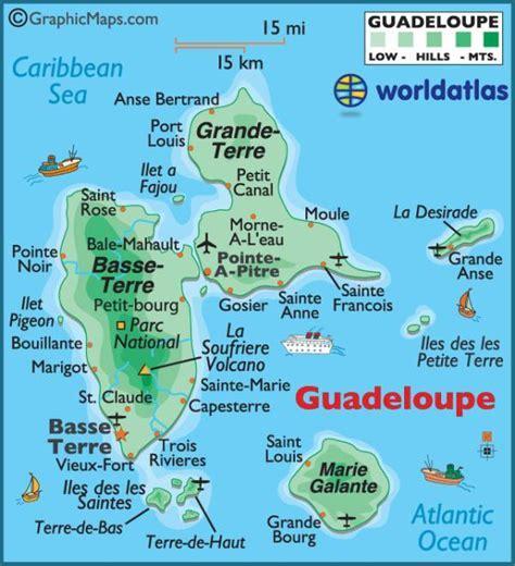Landausflüge auf Guadeloupe   Kreuzfahrt Karibik