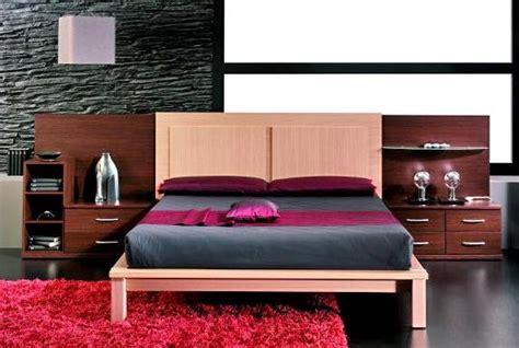 imágenes recamaras minimalistas muebles minimalistas para dormitorio