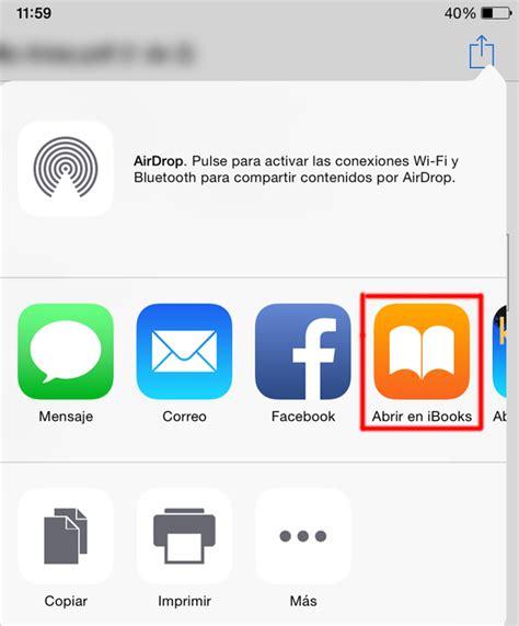 ver imagenes jpg en ipad guarda pdf y documentos para verlos sin conexi 243 n en ipad