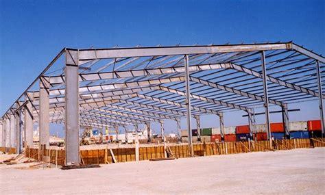 capannoni in ferro strutture c a e fe agap 232 contract