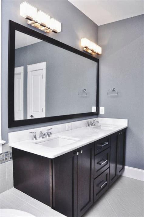 dark wood bathroom cabinet mirror bathroom charming bathroom lighting fixtures over mirror
