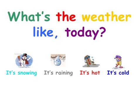 what is a s temperature what s the weather like