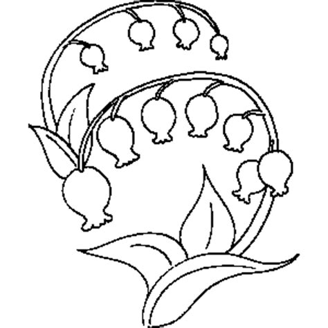 coloring page flower bud flower buds coloring sheet