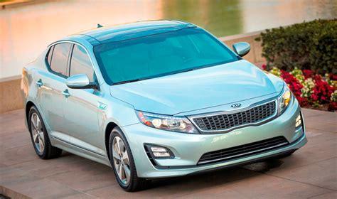 Kia Optima Hybrid Change New Kia Hybrid 2014 Optima Design Changes Kia News