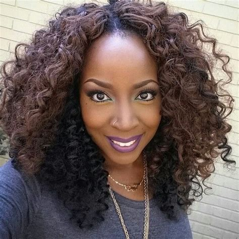 crochet hairstyles with xpression hair 17 best images about hairology on pinterest full weave