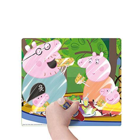 Peppa Pig Mat by Tomy Peppa Pig Mini Mats Raspberry Toys