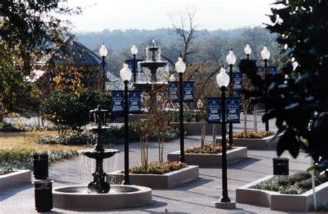 Tallahassee Court Search Florida Memory View Showing Fountains At Kleman Plaza In