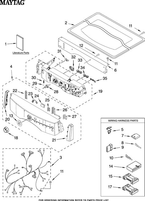Maytag Clothes Dryer Parts Maytag Clothes Dryer Med9700sq0 User Guide Manualsonline Com