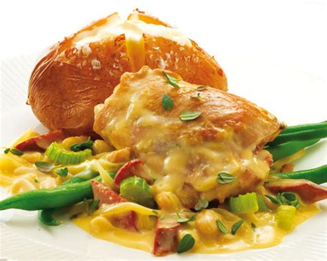 french chicken   food in a minute