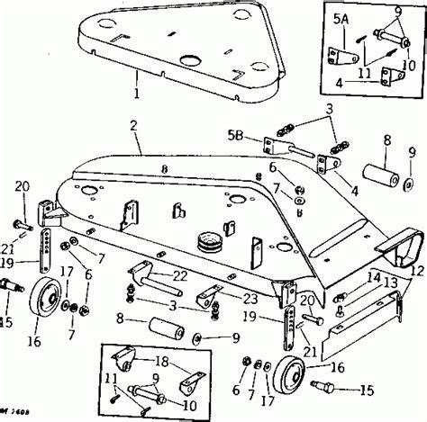john deere  wiring diagram auto electrical wiring diagram