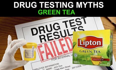 Detox Test Teas by Pass A Test With Green Tea Detox Pills Pass A