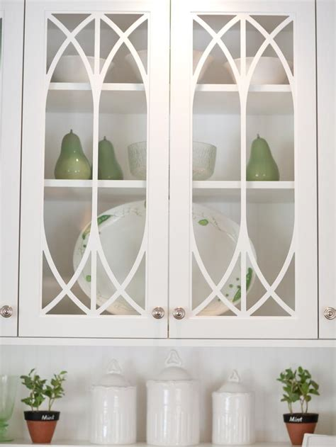 White Glass Kitchen Cabinet Doors White Kitchen Cabinets Glass Doors Quicua