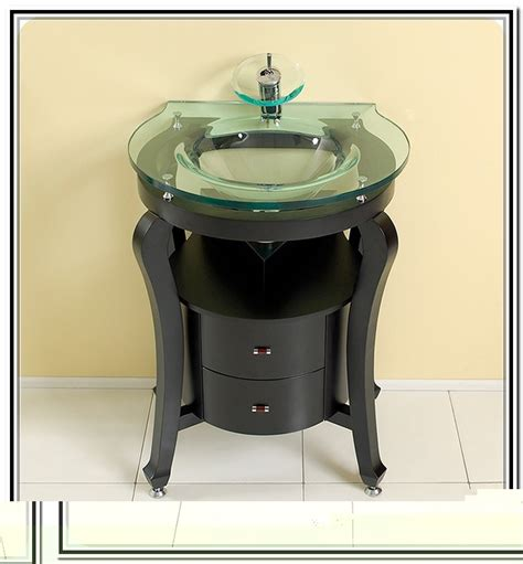 small bathroom vanities with vessel sinks small vessel sinks for bathrooms homesfeed