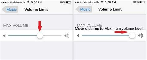 how to boost iphone app volume disable volume limit