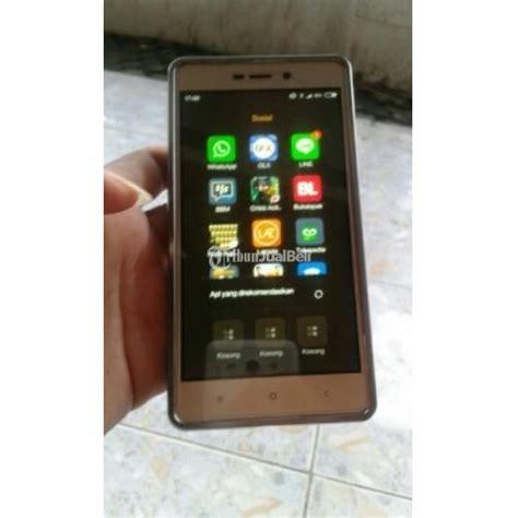 Bekas Hp Xiaomi Mi3w xiaomi redmi 3 pro bekas warna gold harga nego barang
