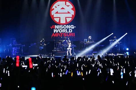 anime expo japan super live anisong world matsuri ax 2017 japan super live concert review