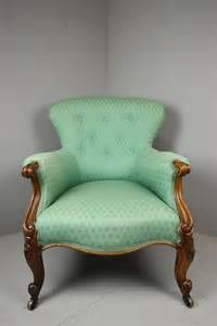19th century antique mahogany armchair antiques