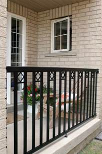 Metal Porch Pickets Metal Railing Ideas Exclusive Staircase Designs For Your