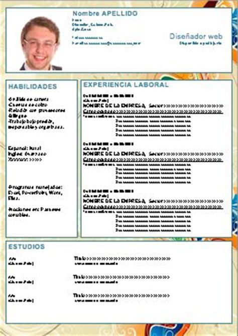 Plantillas De Curriculum Vitae Identi 17 Mejores Ideas Sobre Descargar Curriculum En Descargar Curriculum Vitae