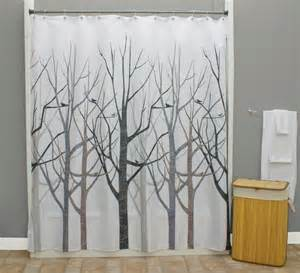 Oriental Rug Clearance Curtain Amp Bath Outlet Forest Fabric Shower Curtain
