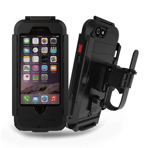 iphone su gecirmez motosiklet telefon tutucu