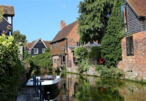 self catering cottage in canterbury kent
