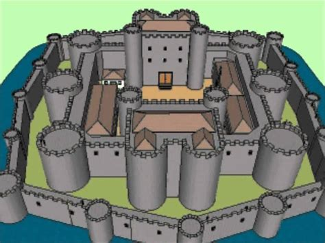 google sketchup castle tutorial harleen s official sketchup castle video youtube