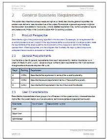New Product Specification Template by Don T Fall Into The Acceptance Criteria Trap 187 Tools For