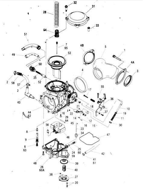 harley davidson carburetor diagram harley carb diagram harley free engine image for user