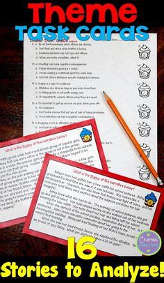 literature themes elementary 1000 images about 4th grade common core on pinterest