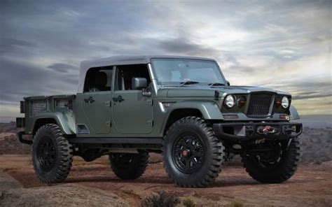 2019 Jeep Truck News by 2019 Jeep Wrangler Truck News Photos Jeep Trend
