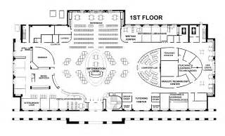 floor plan library elon belk library floor plans