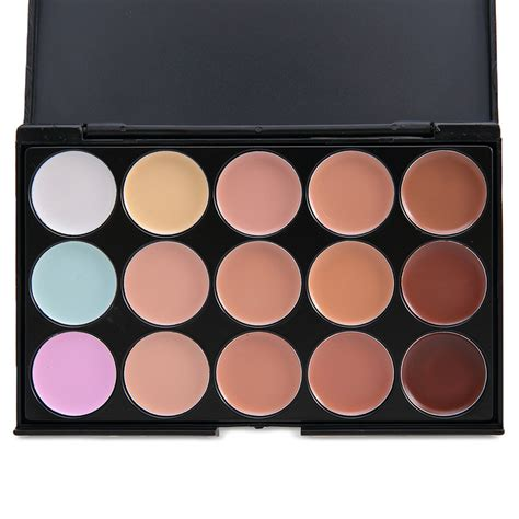 Moors Professional Lipstick Pallete 15 Colours 15 colours professional concealer makeup base palettes my shop with free shipping