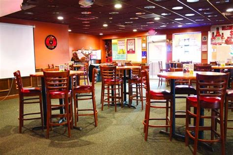 High Tops Bar And Grill by High Top Seating Picture Of Z103 Bar And Grill Fergus