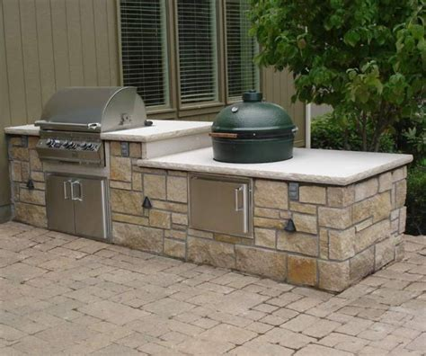 outdoor kitchen components and accessories cabinet