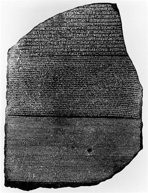 rosetta stone discovery unhistorical july 15 1799 the rosetta stone is