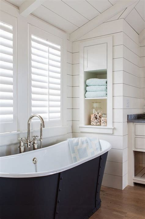 Shiplap Bathroom by Decorating With Shiplap Tuvalu Home