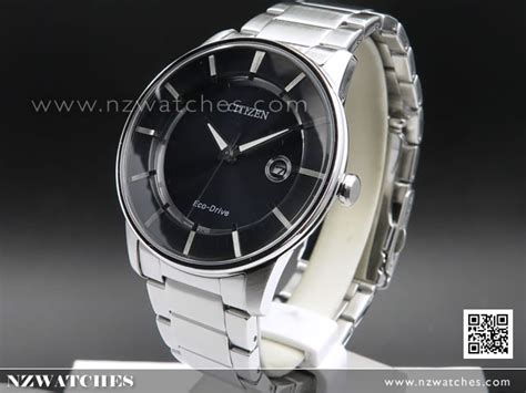 buy citizen eco drive steel mens dress aw1260 50e