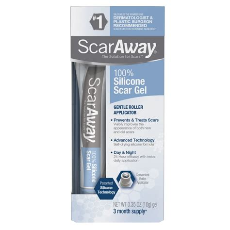 scaraway c section scar treatment strips com scaraway silicone gel scar treatment scar