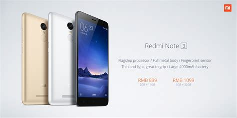 Xiaomi Redmi Note 3 xiaomi redmi note 3 187 china review