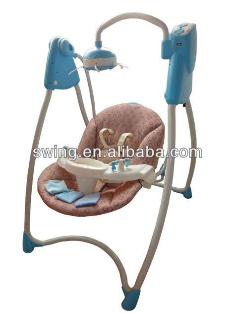 electronic baby swing cradle electronic baby hammock baby folding swing swing cradle