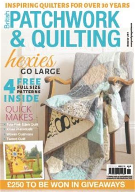 Patchwork Magazines Free - patchwork quilting issue 48 2017 187 your free