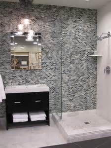 Modern Bathroom Mosaic Tile Contemporary Mosaic Tiles Contemporary Bathroom