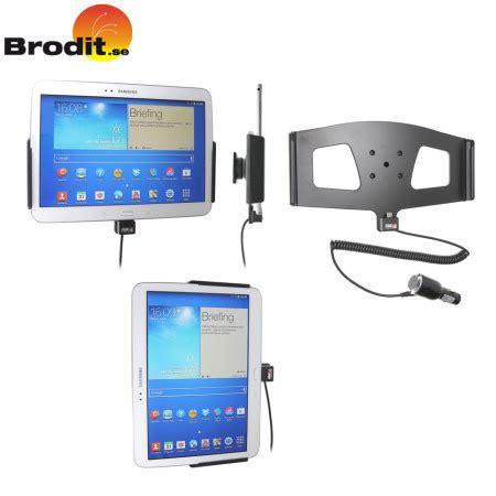 Soporte Activo Brodit con base pivotante Samsung Galaxy Tab 3 10.1 :: MobileFun.es
