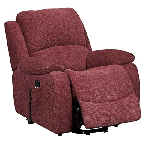 electric armchair recliners new bonita single motor electric rise recline riser