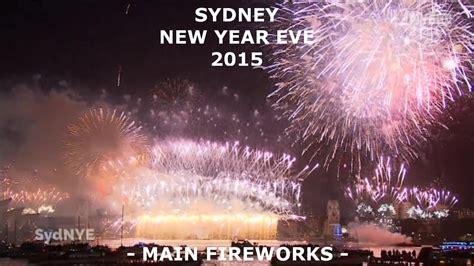 new year 2015 sydney australia new year 2015 fireworks sydney australia
